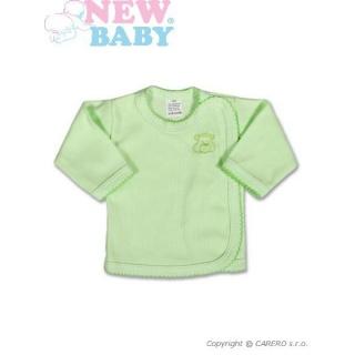 Kojenecká košilka New Baby Classic Zelená 68 (4-6m)