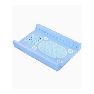 Přebalovací podložka Sensillo Hippo modrá Modrá