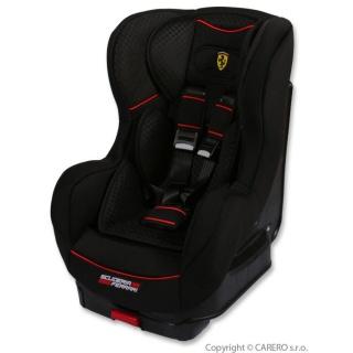 Autosedačka Cosmo Sp Isofix Ferrari Gran Tourismo Black  2016 Černá