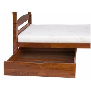 Šuplík k posteli Scarlett SOFIE a SAFIRA - ořech