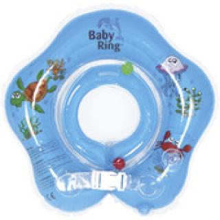 Babypoint koupácí kruh Baby Ring 3- 36 m modrá
