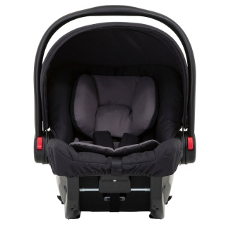GRACO autosedačka 40-75 cm Snugessentials R129 midnight black