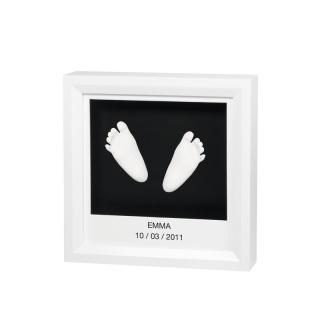 Rámeček pro 3D otisk Window Sculpture Frame White