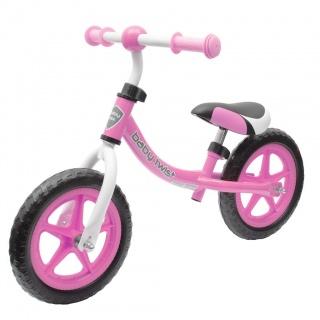 Dětské odrážedlo kolo Baby Mix TWIST růžové Růžová