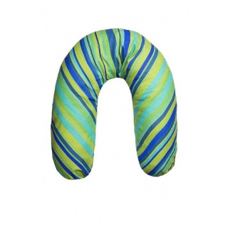Univerzální kojící polštář Womar modrozelený Zelená