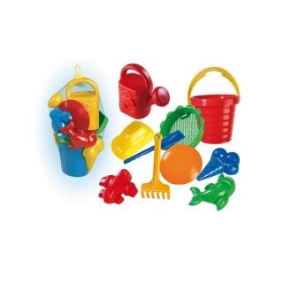 Sada hraček do písku - 10 ks Dle obrázku