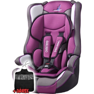 Autosedačka CARETERO ViVo purple 2016 Fialová