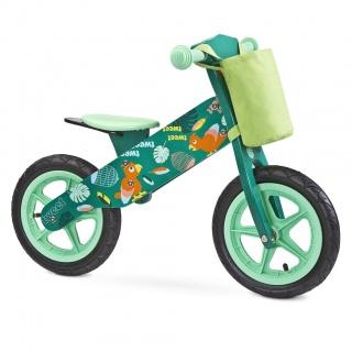 Dětské odrážedlo kolo Toyz  Zap 2018 green Zelená
