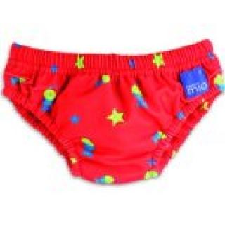 Bambino Mio - plavky/koupací kalhotky Red Fish 7-9 kg
