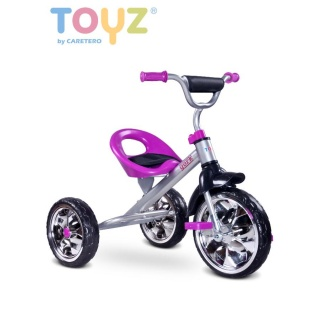 Dětská tříkolka Toyz York purple Fialová