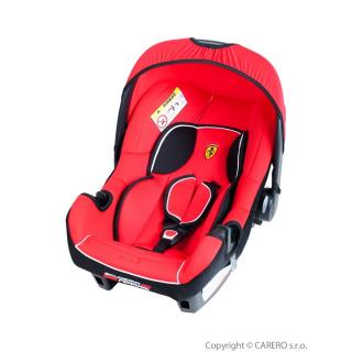 Autosedačka Nania Beone Sp Corsa Ferrari 2016 Červená