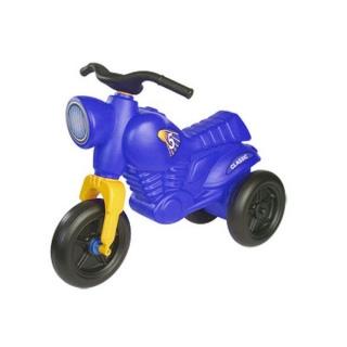 Odrážedlo Maxi Motor modré Modrá