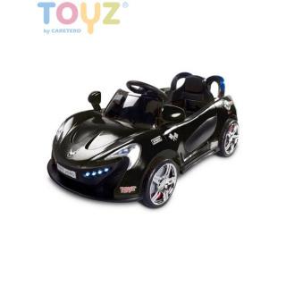 Elektrické autíčko Toyz  Aero - 2 motory a 2 rychlosti černé Černá