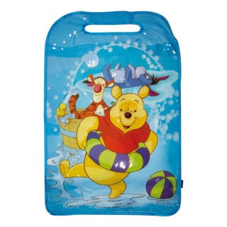 Ochranná folie na sedadlo Medvídek Pú Žlutá