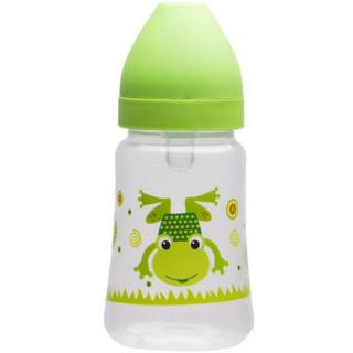 Láhev s širokým hrdlem Akuku 250 ml zelená Zelená
