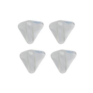 Ochrany rohů trojúhelníkové Baby Ono 4 ks Bílá