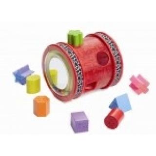 Infantino Hrací souprava - Sort, Peek&Roll (12m+)