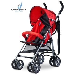 Golfový kočárek CARETERO Alfa red 2016 Červená