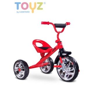 Dětská tříkolka Toyz York red Červená