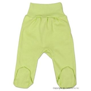 Kojenecké polodupačky New Baby zelené Zelená 80 (9-12m)