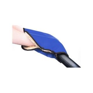 Rukávník na kočárek Sensillo 40x45 blue Modrá