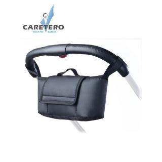 Taška na kočárek CARETERO mini Černá