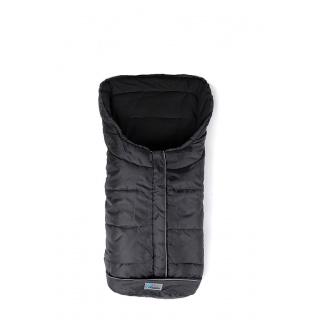 Fusak zimní Easy Lux černo - černá
