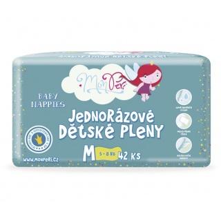 MonPeri jednorázové pleny 5-8kg pleny M