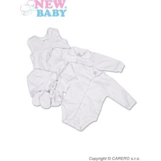 Soupravička New Baby Classic Bílá 62 (3-6m)