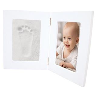 Double frame White