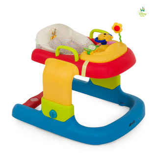 Hauck Disney Walker 2in1 2018 chodítko : Pooh ready to play