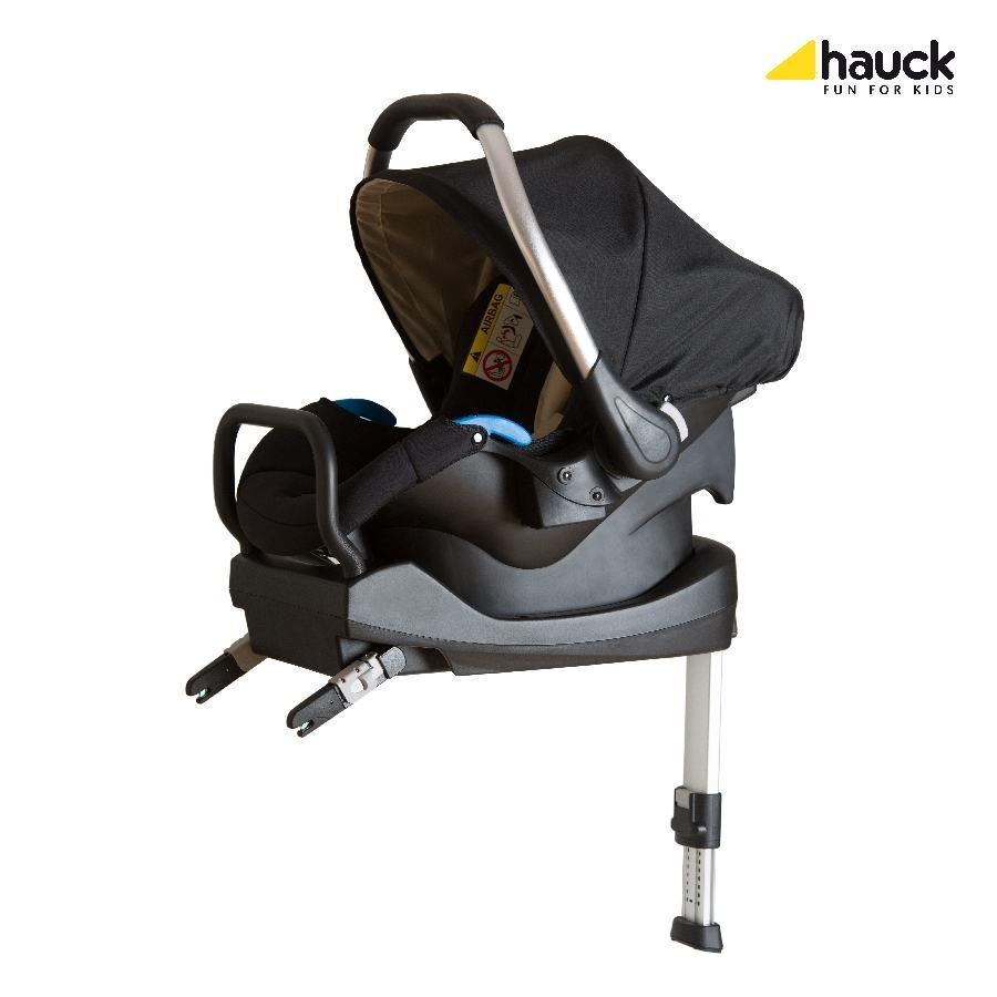 Hauck Comfort Fix Set ( + Isofix Base ) 2019 black