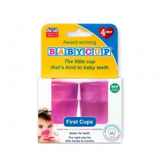 Babycup barevný růžový
