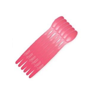 Dětské lžičky Tommee Tippee 6ks Růžová