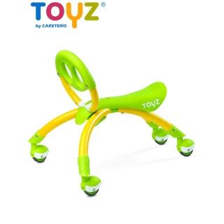 Dětské jezdítko 2v1 Toyz Beetle green Zelená