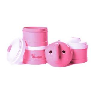 Dávkovač sušeného mléka B-Dose Elephant Pink