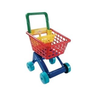 Dětský nákupní košík - zelený Zelená